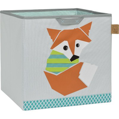 Lässig ltc1151 Caja/Toy Cube Storage Little Tree – Fox