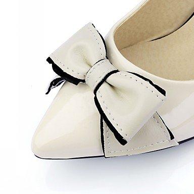 Moda Donna Sandali Sexy donna tacchi Primavera / Estate / Autunno / Inverno tacchi / Piattaforma / Novità / cinturino alla caviglia / Punta Black