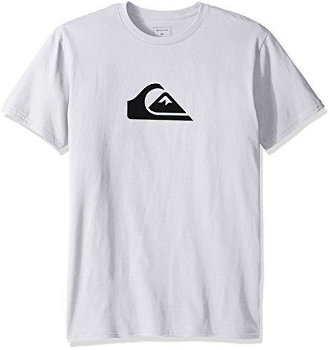 Quiksilver Herren T-Shirt Weiß