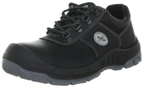 Wortec LENNY S3 23001, Chaussures de sécurité mixte adulte Noir (Noir-TR-H4-208)
