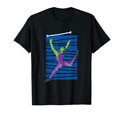 g Gymnastik Halloween T-Shirt ()