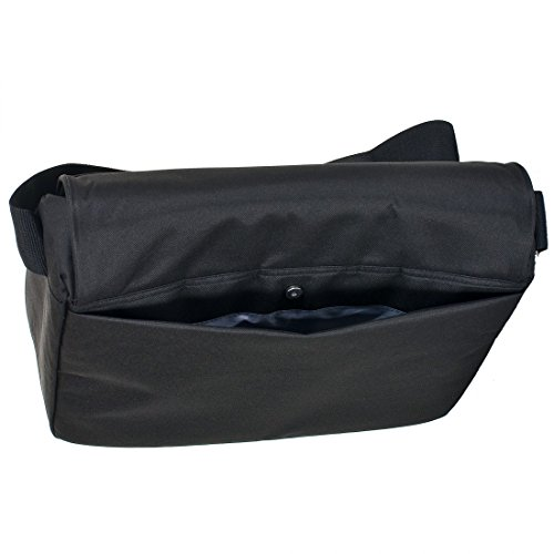 LCP Kids Wickeltasche VIENNA BLACK - 6