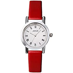 Student recreation retro watch/ fashion strap watch/Simple quartz watch-A