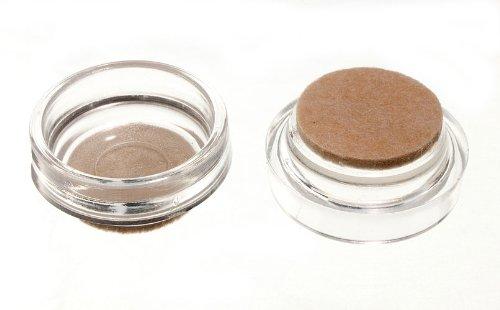 castor-cups-furniture-floor-protector-glides-clear-felt-pad-44mm-pack-4-