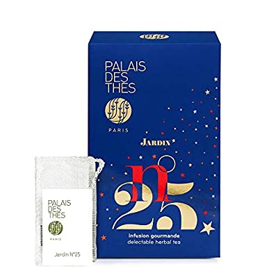 Palais des Thés - Infusion de Noël Jardin N°25-20 sachets mousselines