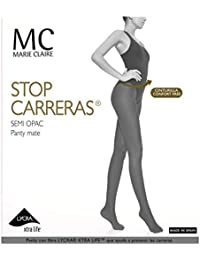 MARIE CLAIRE - Panty Stop Carreras 40 Mujer