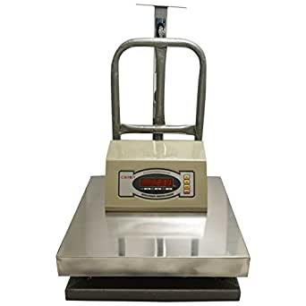 Crown Electronic Commercial Platform Weighing Scale
