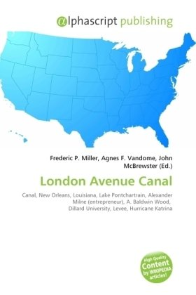 London Avenue Canal