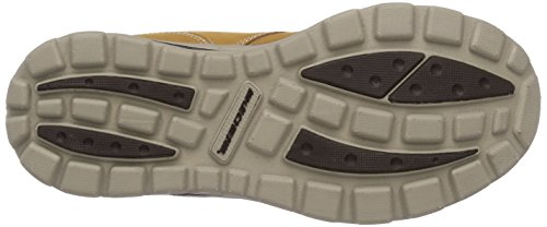 Skechers Superior keller, Baskets Basses homme Marron - Braun (WTN)