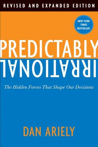 Buchseite und Rezensionen zu 'Predictably Irrational, Revised: The Hidden Forces That Shape Our Decisions' von Dan Ariely