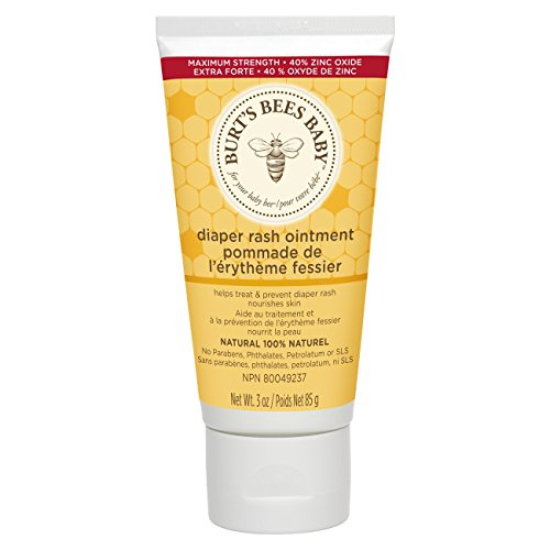 Burt's Bees Baby Bee 100% Natural Diaper Ointment, 3 Ounce