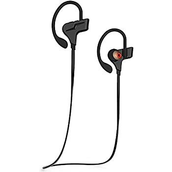Leaf ear wireless bluetooth earphones with mic and deep bass cool wecool s30 wireless in ear bluetooth 41 earphone with mic for hi fi music and calls black fandeluxe Images