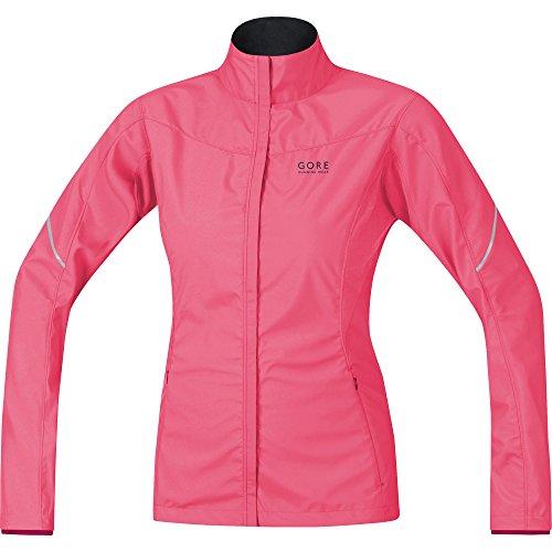 Gore Running Wear Essential Veste de course Femme Rosa