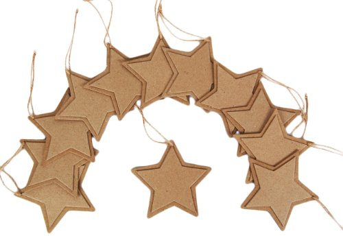 country-love-crafts-star-hanging-tag-papier-mache-pack-of-12