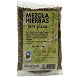 ijsalut - especias pizza mezcla bio luz de vida 10 gr