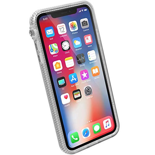 Catalyst® Protection Contre Les Chocs pour iPhone XS Max-6.5″ (Large) – Transparent