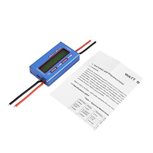 Wenwenzui Digitale Spannung Leistung Watt Strom Energiezähler Analysator Tester für Modell RC -