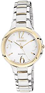 Citizen Analog Multicolor Dial Women's Watch - EP5994-59A