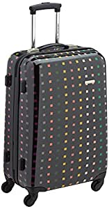 American Tourister Suitcase Jazz Spinner, Medium, 67 cm/ 52 Liters, Spectra 47643/4248