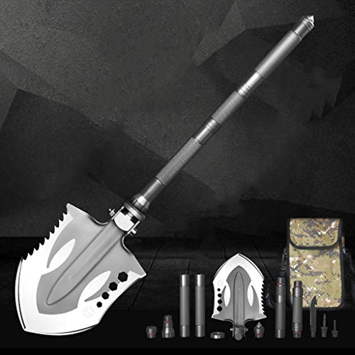 AB engineering shovel Ingénieurs Pelle Pelle Multi-Fonction extérieur Voiture Champ Acier au manganèse Grande Taille Pelle