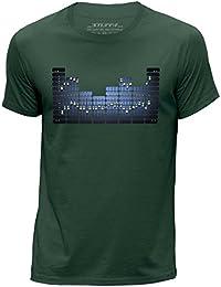 STUFF4 Men's Round Neck T-Shirt/Equalizer/Equalizer/CS