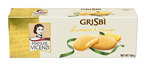 Preisvergleich Produktbild Vicenzi Grisbi Limone 150 gr.