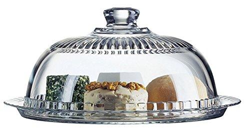 Luminarc - A41415 - Cloches à Fromage - Transparent