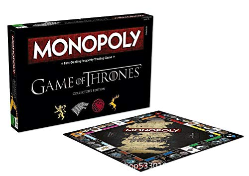 AOTE-D Monopoly Game of Thrones