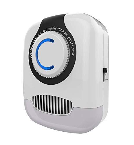 NEGA Mini purificador de Aire enchufable del generador de ozono, eliminación de olores portátil, eliminador...