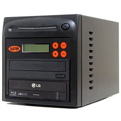 Systor 1 to 1 Blu-ray 16X BD BDXL Mdisc CD