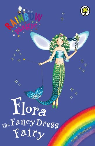 Flora the fancy dress fairy