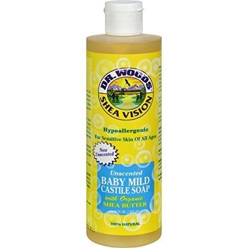 dr-woods-shea-vision-baby-mild-castile-soap-unscented-16-oz-pack-of-8-by-dr-woods