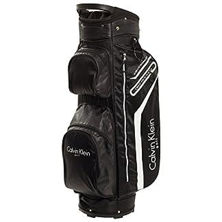 41aWtUdT%2BoL. SS324  - Mochila de golf unisex de Calvin Klein, divisor de 14 compartimentos