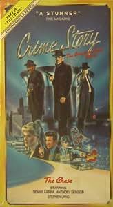 Crime Story [VHS]