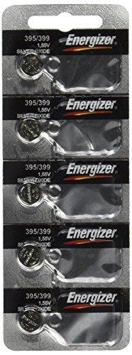 Energizer SR927SW SR927W - Pilas para Reloj (10 Unidades, 395/399)