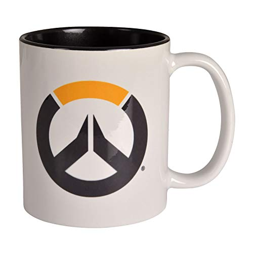 ABYstyle Studio Overwatch Tasse Game Logo 320ml Keramik weiß -