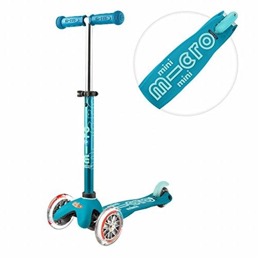 Micro Mini Roller Deluxe Aqua