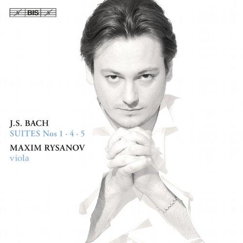 Bach: Suites Nos. 1, 4 , 5 -