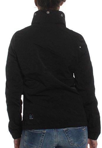 khujo - Blouson - Parka - Femme noir Black 200 Black 200