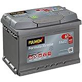 Fulmen - Batería para coche FA612 12V 60Ah 600A - Batería(s)