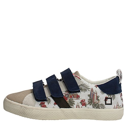 D.a.t.e. HILL Sneakers Fille Blanc