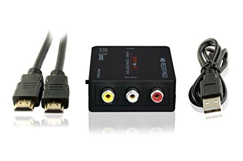 Enko Products mini HDMI a RCA composito CVBS AV converter