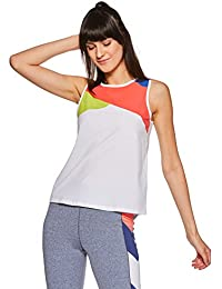 Just F by Jacqueline Fernandez Women's Plain Regular Fit Vest Top
