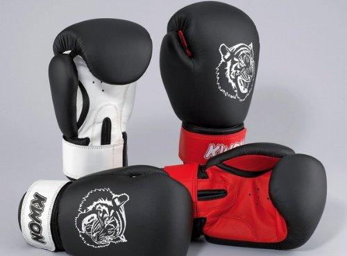 Kwon Tiger Kids Boxhandschuh 10oz