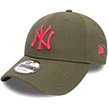 e8d570fcf9bf7 New Era 9forty Strapback Cap MLB New York Yankees los Angeles Dodgers  Hombres Mujeres Gorra Sombrero