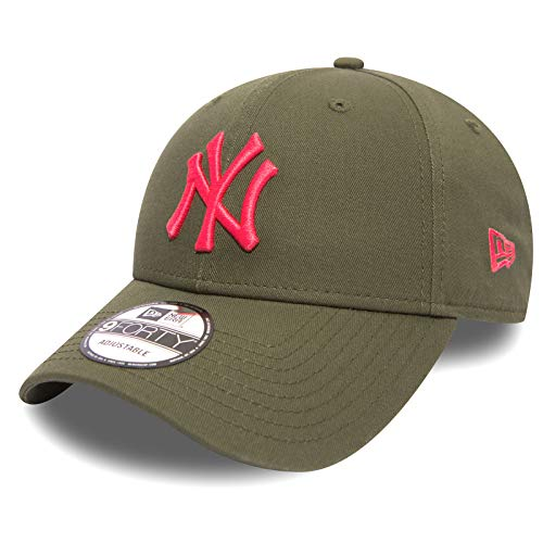 7a56ae8a9a75c New Era 9forty Strapback Cap MLB New York Yankees los Angeles Dodgers  Hombres Mujeres Gorra Sombrero