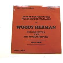 Woody Herman 1944-1946 Volume 2 LP First Heard FHR197410 EX/EX 1974