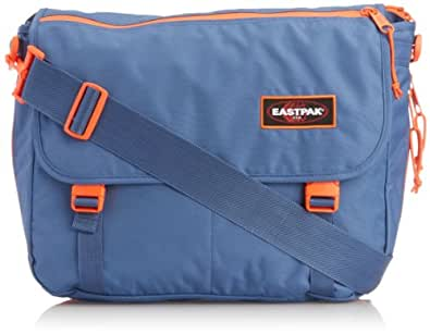 Eastpak Unisex-Adult Delegate Messenger Bag EK07638G Blackout Orange