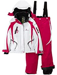 Peak Mountain Gagyss/nh - Girls' Ski Kit with Snow Belt