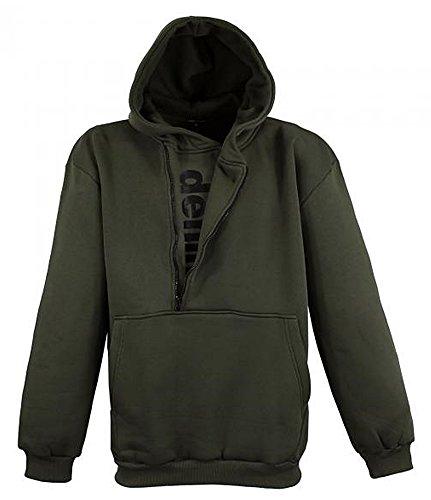 LV 214 Khaki Kapuzen Sweatshirt Übergröße Lavecchia Gr. 3-8 XL (7XL)